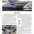 2021 Pearl 62 Yacht Review-Boat Specs &  Nice Photo