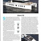 2021 Silent 55 Yacht Review- Boat Specs & Nice Photo