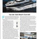 2021 Sunseeker 60 EV & Van der Valk 660 Boat Review- Boat Specs & Nice Photo