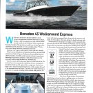 2021 Bonadeo 45 & Brabus 500 Yacht Reviews- Boat Specs & Nice Photos