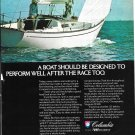 1975 Columbia 32 Yacht Color Ad- Nice Photo