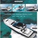 2021 Uniesse Exuma HTC5 Yacht Color Ad- Nice Photo