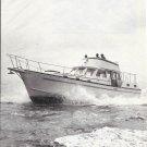 1975 Gulfstar 43 Trawler Yacht Review- Nice Photos & Boat Specs