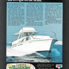 1969 Pacemaker Alglas Yacht Color Ad- Nice Photo