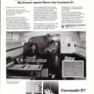 1971 Coronado 27 Yacht Ad- Photos