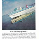 1965 Johnson Boats Color Ad- Nice Photo