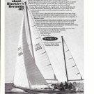 1971 Hinckley Bermuda 40 Mark III Yacht Ad- Nice Photo