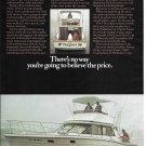 1972 Trojan F-36 Boat Color Ad- Nice Photo