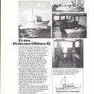 1973 Bristol Offshore 42 Yacht Ad- Nice Photos