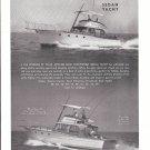 1958 Wheeler 43' Sedan Yacht Ad- Nice Photo