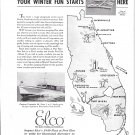 1940 Elco Cruisers Ad- Photo of Custom Cruisette 44