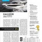 2021 Galeon 325 GTO Boat Review- Photo & Boat Specs