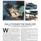 2021 Wally WHY200 88' Yacht Review- Nice Photos