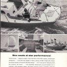 1965 Pearson Vanguard 32' Yacht Ad- Nice Photos