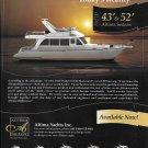 2007 Altima Yacht Color Ad- Nice Photo