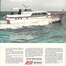 1970 Matthews 53' Yacht Color Ad- Nice Photo