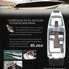 2007 Four Winns SL262 Boat Color Ad- Nice Photos