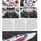 2003 Black Thunder Powerboats 460 Sport Cruiser Boat Review- Nice Photos