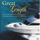 2002 Lazzara 80 Motoryacht Review- Nice Photos & Boat Specs