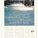 2002 EdgeWater 225 Exoress Yacht Color Ad- Nice Photo