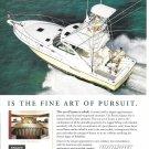 2002 Pursuit 3800 Express Yacht Color Ad- Nice Photo