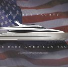 2002 Destiny Yacht Color Ad- Nice Drawing