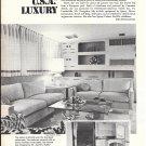 1975 Stephens Marine Avant' E 86' Yacht 2 Page Ad- Nice Photos