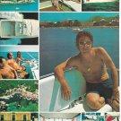 1976 Bertram 35' Yacht 2 Page Color Ad- Nice Photos