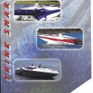 2002 Laser Boats Color Ad- Photos of 3 Models