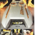 2002 DCB Mach 34 Boat Color Ad- Great Photo