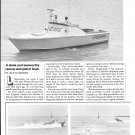 1986 Surf Watch III Boat Review- Nice Photos