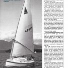 1986 Nonsuch 22 Sailboat Review- Nice Photos & Boat Specs
