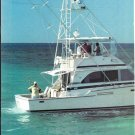 1983 Bertram 46II Yacht Review- Nice Photos