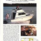 1980 Trojan F-30 Flybridge Sedan Yacht Review- Nice Photo