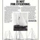 1980 Nauticat Yacht Ad- Photo