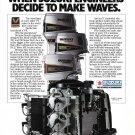 1986 Suzuki Outboard Motors Color Ad- Photo of 150-200- 150