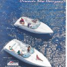 1986 Thunderbird Formula 280 & 330 Sunsport Boats Color Ad- Nice Photo