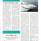 1997 Sea Ray 330 Express Cruiser Boat Review- Boat Specs & Photo
