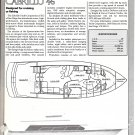 1986 Cabrillo 46 Yacht Review- Boat Specs & Drawing