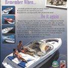 1999 Stingray Powerboats Color Ad- Nice Photo- Hot Girl