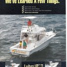 2001 Luhrs 32 Open Yacht Color Ad- Nice Photo