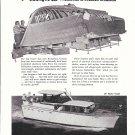 1962 Richardson 46' Motor Yacht Ad- Nice Photo