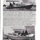 1962 Seafarer 26' Polaris yacht Ad- Nice Photo