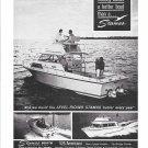 1970 Stanas V26 Americana Boat Ad- Nice Photo