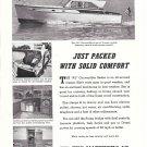1962 Matthews 42 Convertible Yacht Ad- Nice Photos