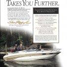 1999 SeaRay 230 Overnighter Signature Select Boat Color Ad- Nice Photo