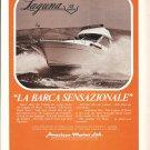 1972 American Marine LTD Laguna 10 Metre boat Ad- Nice Photo