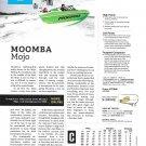 2021 Moomba Mojo Boat Review- Boat Specs & Nice Photo