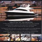 2012 Hatteras 60 Motor Yacht Color Ad- Nice Photo