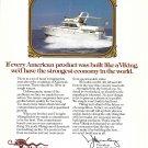 1981 Viking Yachts Color Ad- Photo